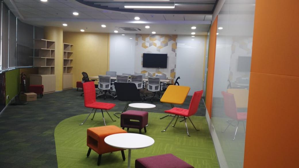 Interior Design as corporate necessity